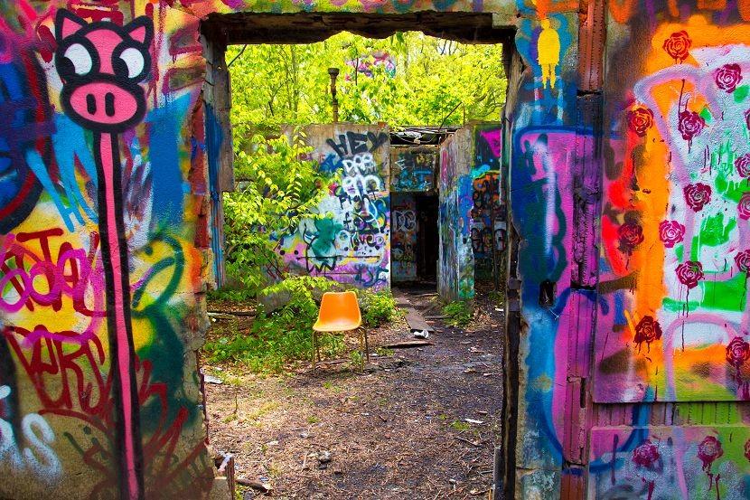 Граффити 5