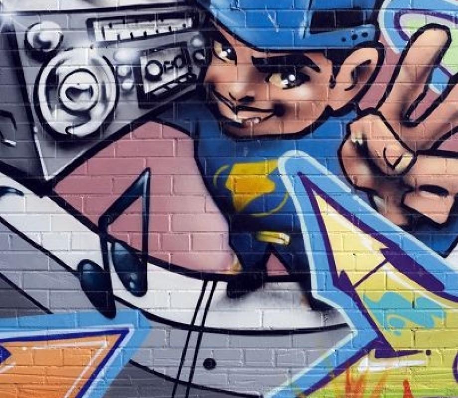 Граффити 9