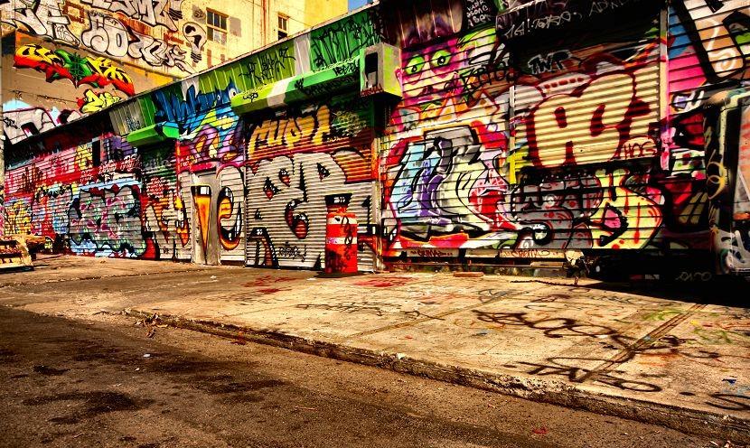 Граффити 10