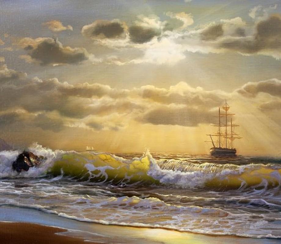 Море 104