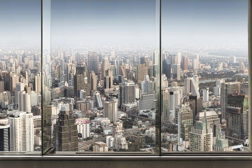 Вид из окна 7