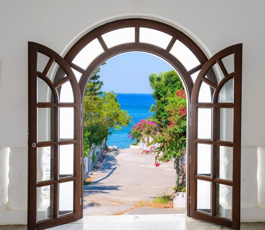Вид из окна 10
