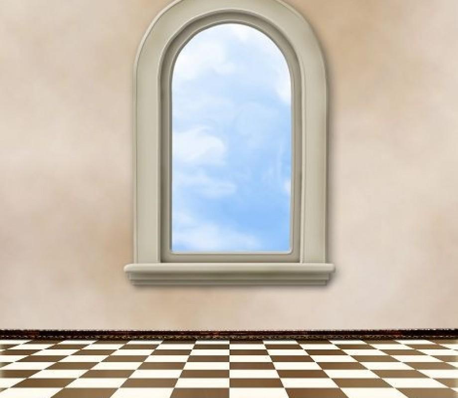 Вид из окна 19