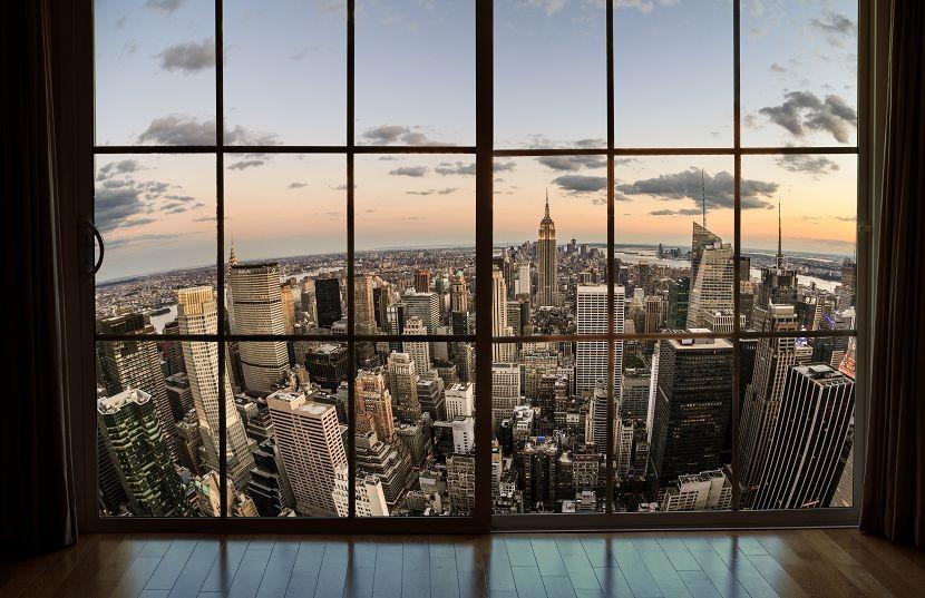 Вид из окна 24