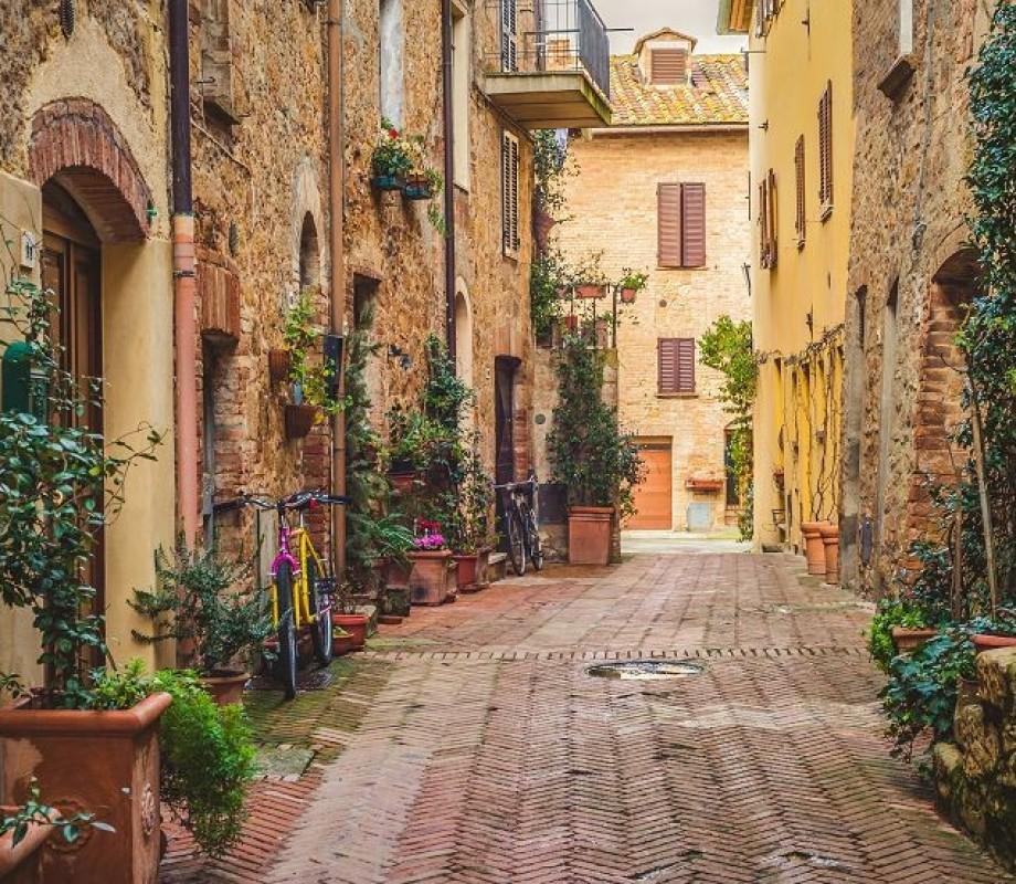 Старый город - Италия